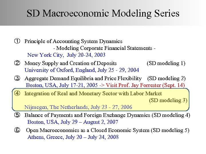 SD Macroeconomic Modeling Series ① Principle of Accounting System Dynamics - Modeling Corporate Financial