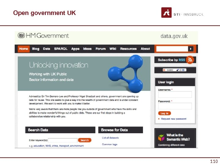 Open government UK 110
