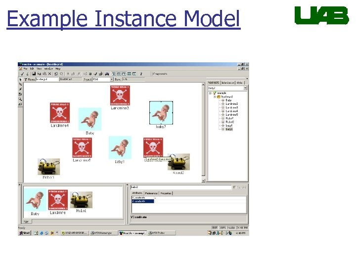 Example Instance Model