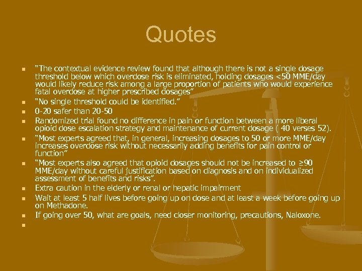 """Quotes n n n n n """"The contextual evidence review found that although there"""