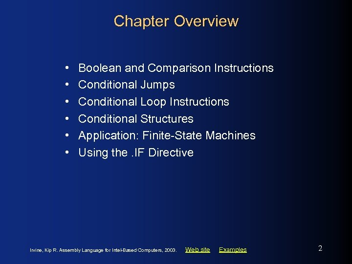 Assembly Language For Intel Based Computers 4 Th Edition