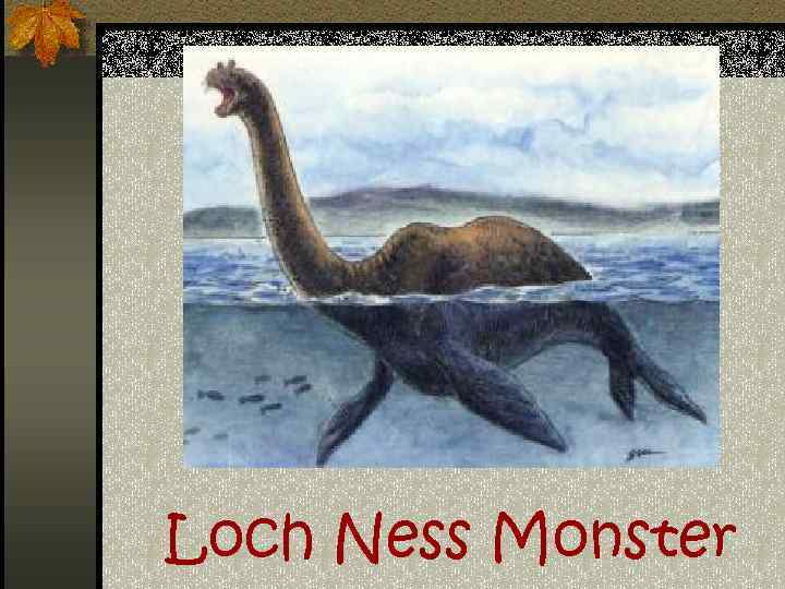Loch Ness Monster