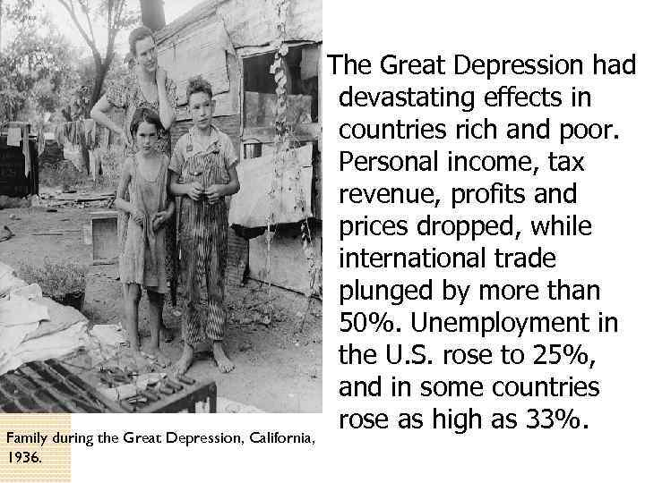 the importance of the settlement of jamestown lucretia motts activism the great depression and the w The great depression was a long-lasting economic crisis in the global economy which started in the us in 1929, and later involved other countries the great depression officially ended in 1940, but.