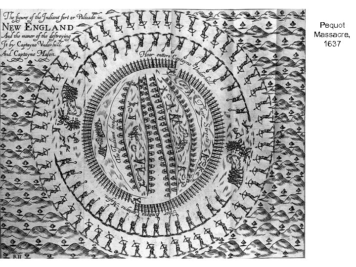 Pequot Massacre, 1637