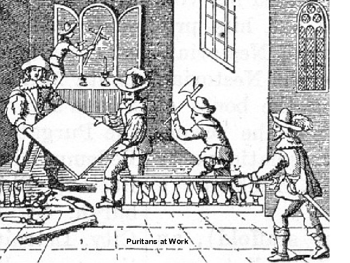 Puritans at Work
