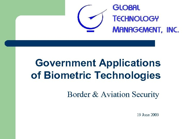 biometrics for us border security essay Biometrics are new technological tools in computer security essay - as a result of the evolution in the field of biometric computer security tools, a new class of techniques and methods for user identification has erupted.