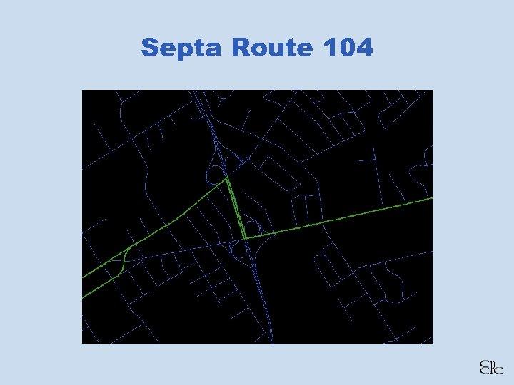 Septa Route 104