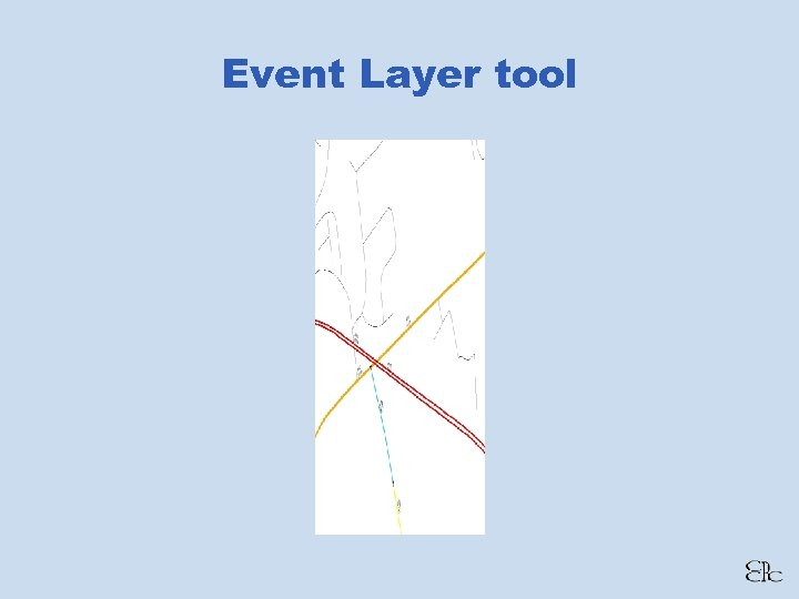 Event Layer tool