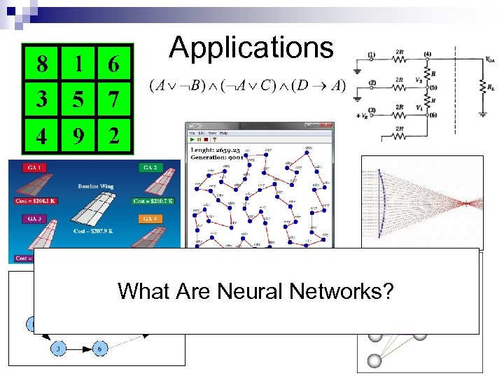 Applications What Are Neural Networks?