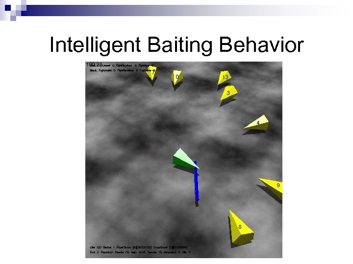Intelligent Baiting Behavior