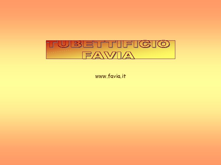 www. favia. it