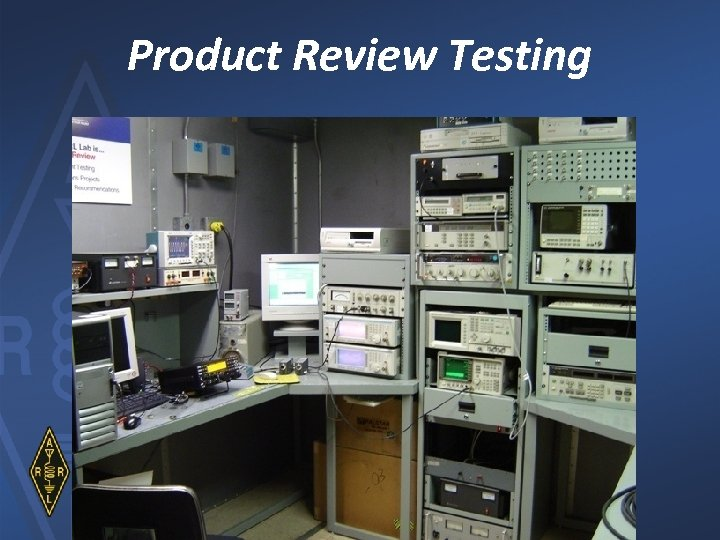 Product Review Testing