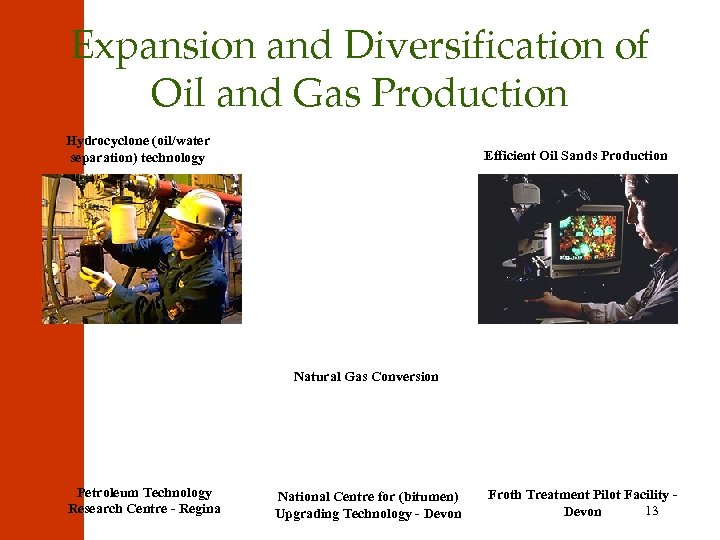 Expansion and Diversification of Oil and Gas Production Hydrocyclone (oil/water separation) technology Efficient Oil