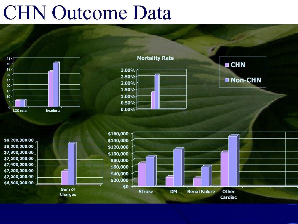 CHN Outcome Data