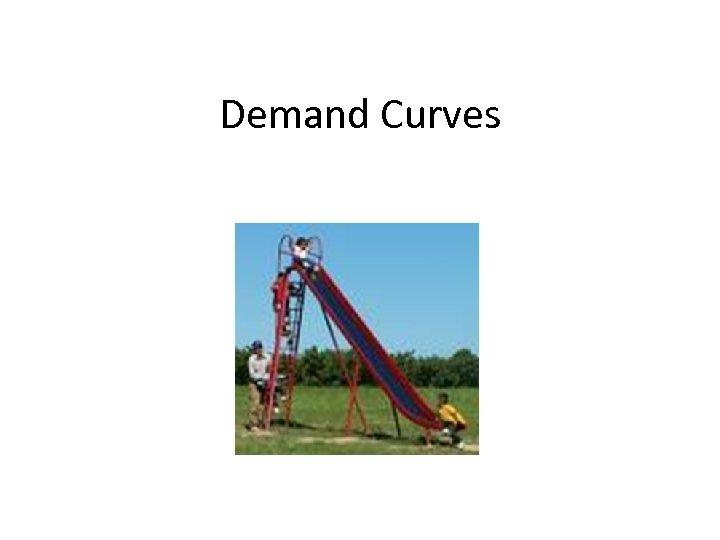 Demand Curves