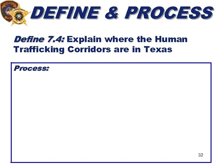 the growing problem of human trafficking in the state of texas State and local governments need anti-trafficking coalition building, educational outreach, direct service to victims, and collaboration with other national and international organizations in the global fight against human trafficking.