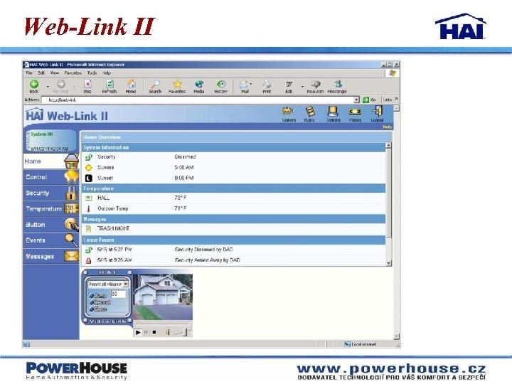 Web-Link II