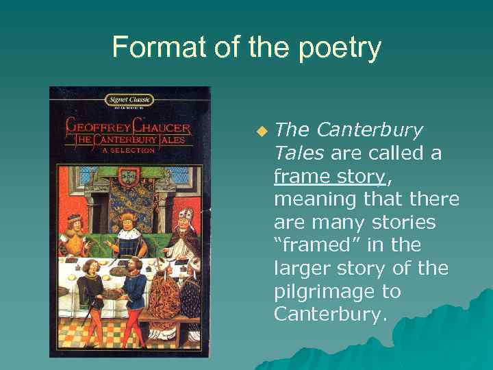 an overview of the catholic churchs description of geoffrey chaucer in the canterbury tales [190130] asian teens kissing 投稿者:asian teens kissing 投稿日:2007/09/20(thu) 06:30    asian.