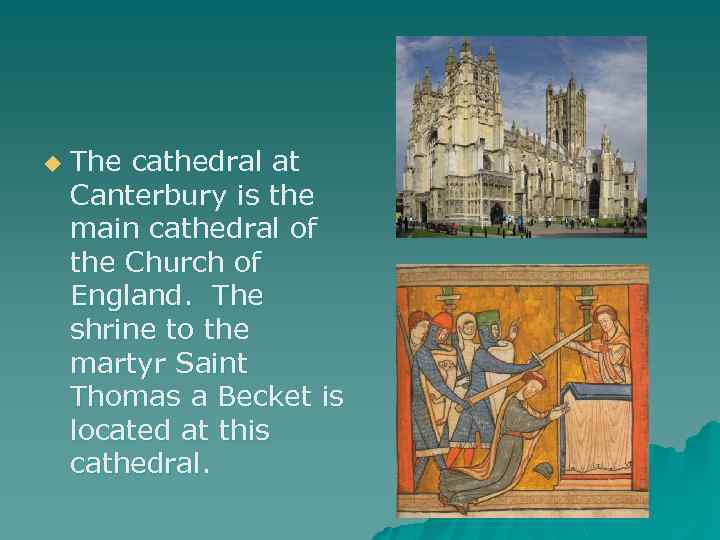 an analysis of the view on the church in the canterbury tales by geoffrey chaucer Chaucer's view on the church in the canterbury tales by analyzing the canterbury tales, one can conclude that chaucer did see the merits of the church, but by no means regarded it in a wholly positive light.