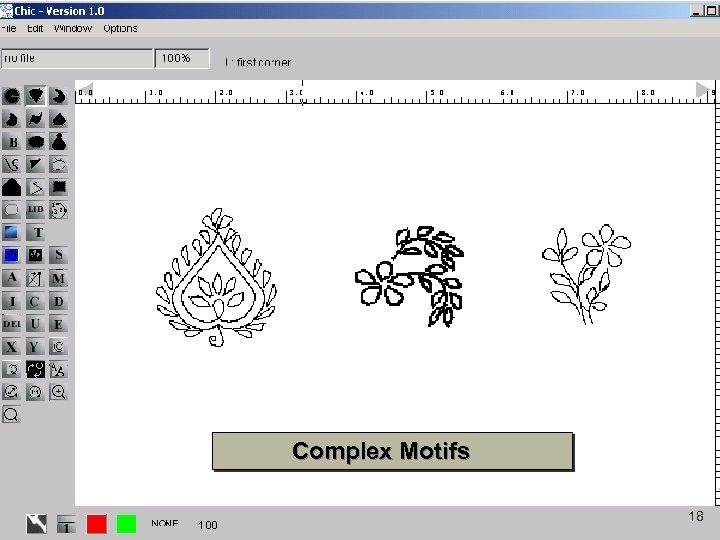 Complex Motifs 18