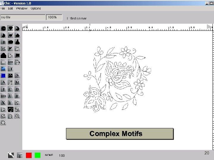 Complex Motifs 20