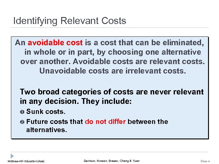 which costs are relevant in the decision to shut down the clayton facility Fixed costs are not relevant since the amount stays the same regardless of whether the selling price stays at $10, or in raised to $12 d the morale of laid-off employees will improve with a decision to shut down the plant where they work because even though they don't have a job, they know the firm.