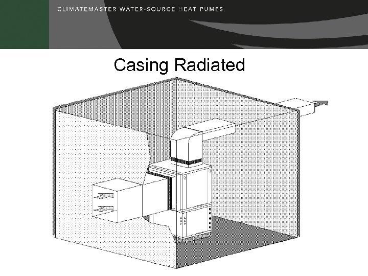 Casing Radiated