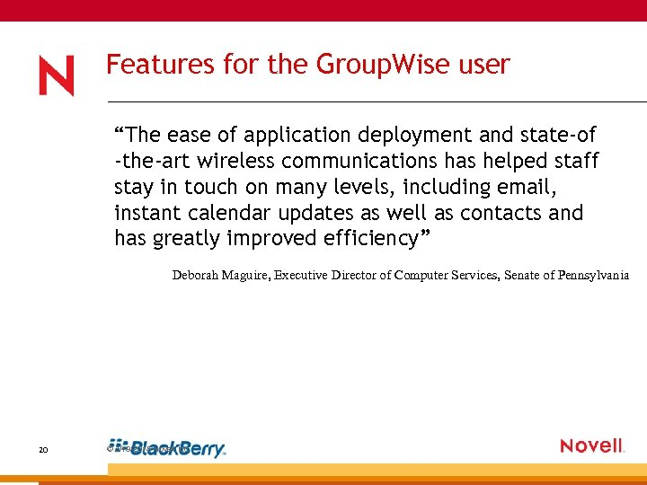 """Features for the Group. Wise user """"The ease of application deployment and state-of -the-art"""