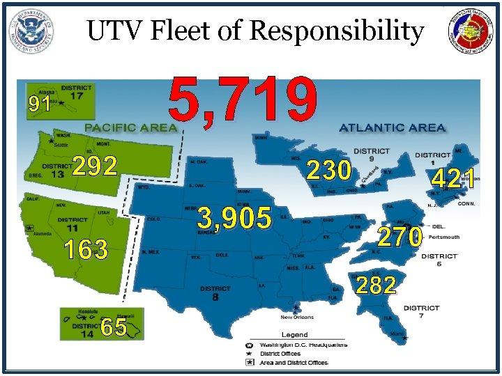 UTV Fleet of Responsibility 5, 719 91 292 163 230 3, 905 421 270