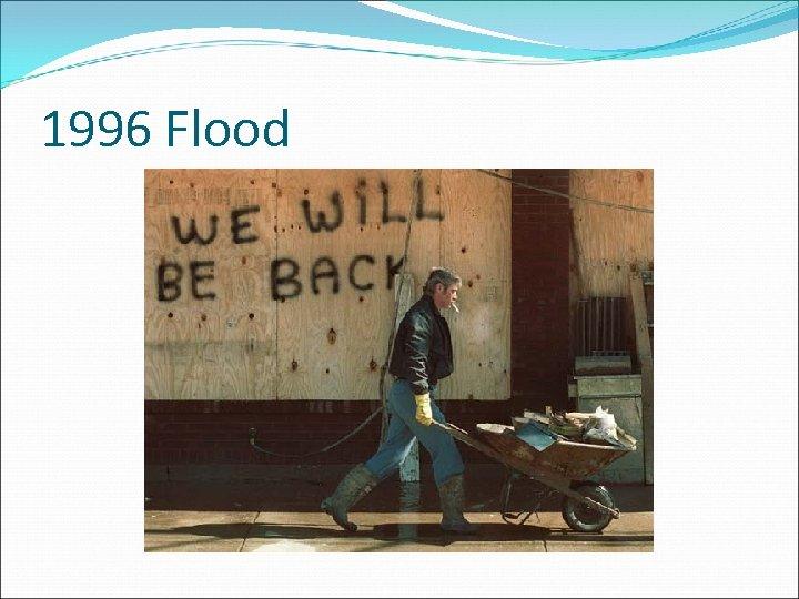 1996 Flood