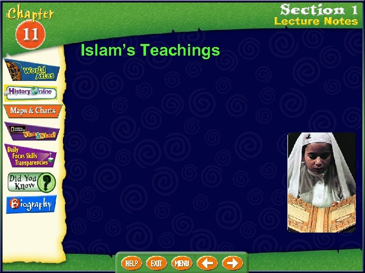 Islam's Teachings