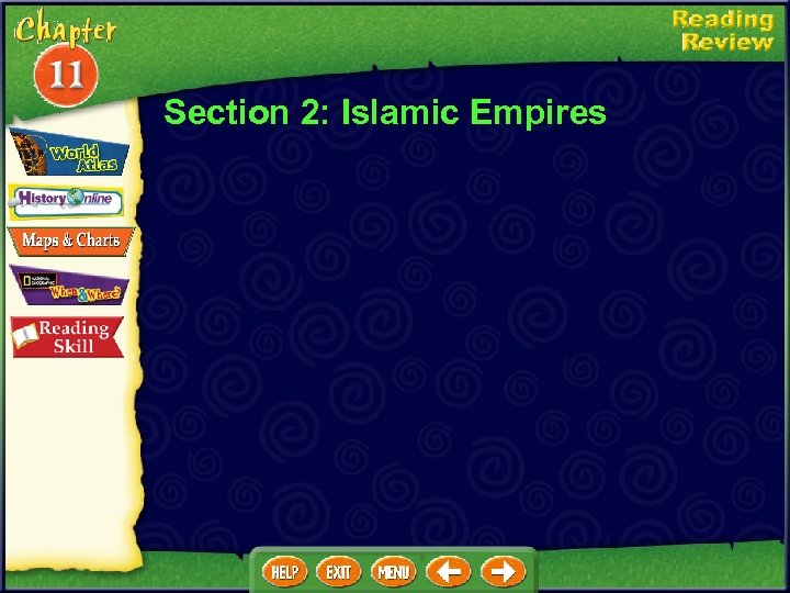 Section 2: Islamic Empires