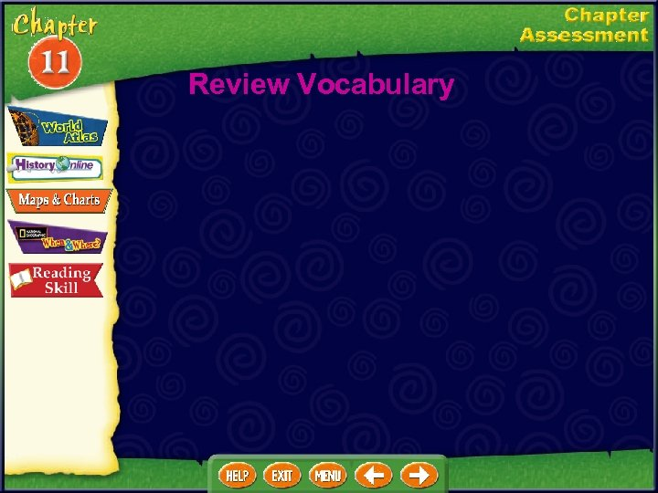Review Vocabulary
