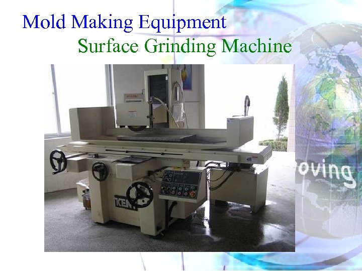 Mold Making Equipment Surface Grinding Machine