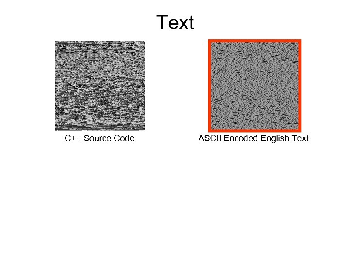 Text C++ Source Code ASCII Encoded English Text