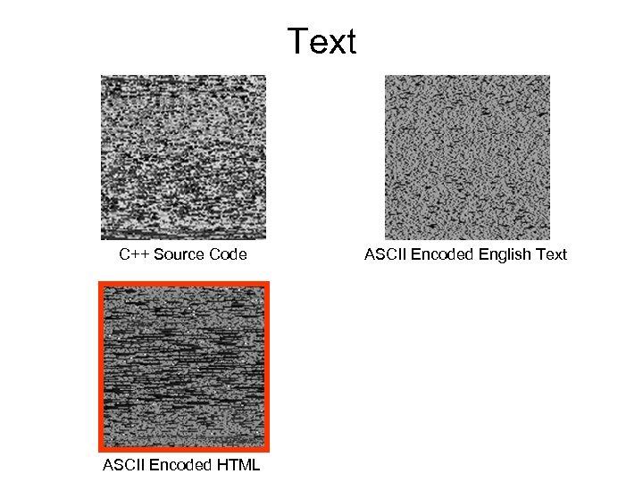 Text C++ Source Code ASCII Encoded HTML ASCII Encoded English Text