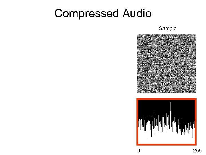 Compressed Audio Sample 0 255