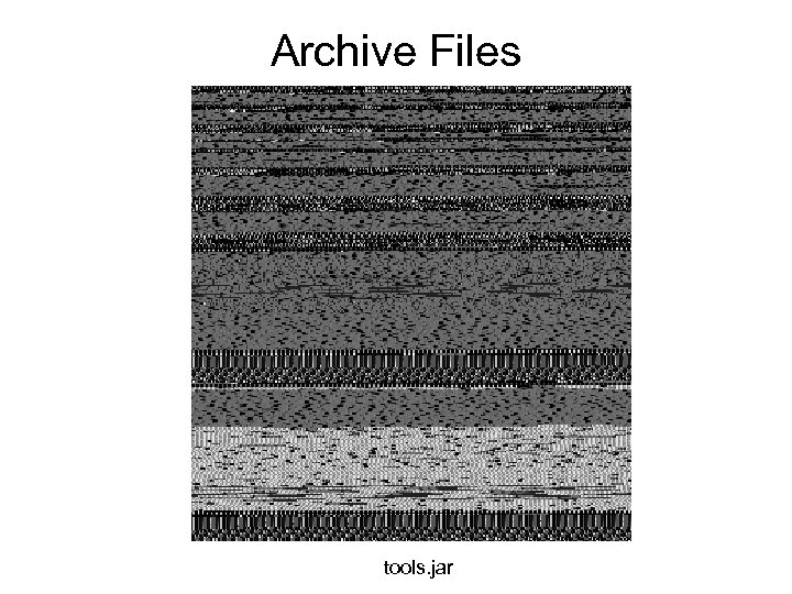 Archive Files tools. jar
