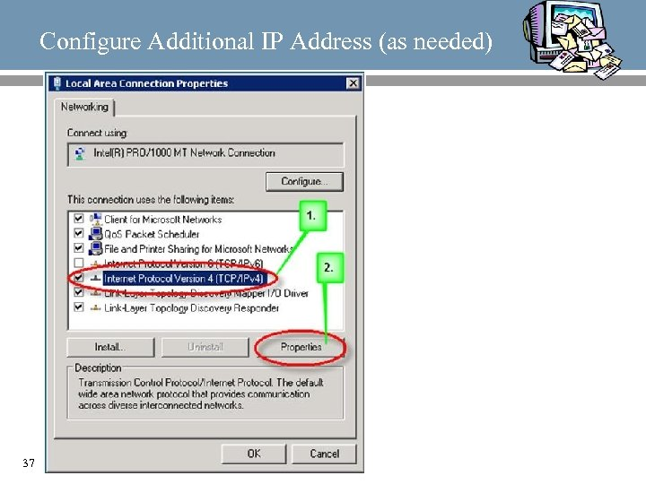 Configure Additional IP Address (as needed) 37