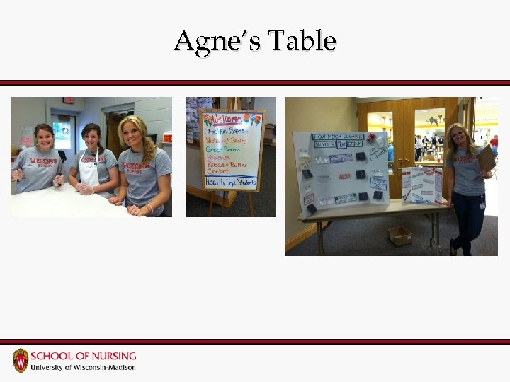 Agne's Table