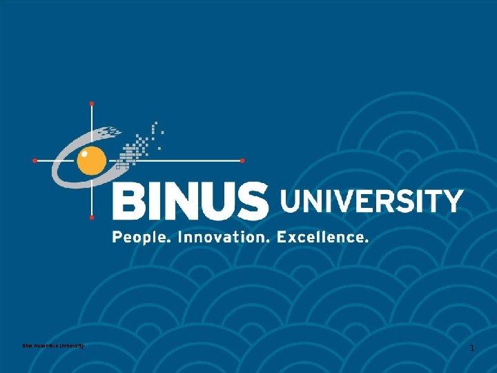 Bina Nusantara University 1