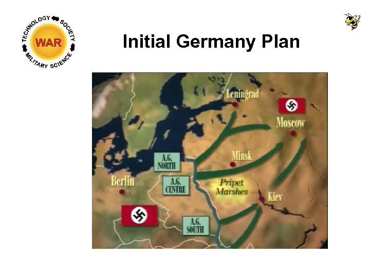 Initial Germany Plan