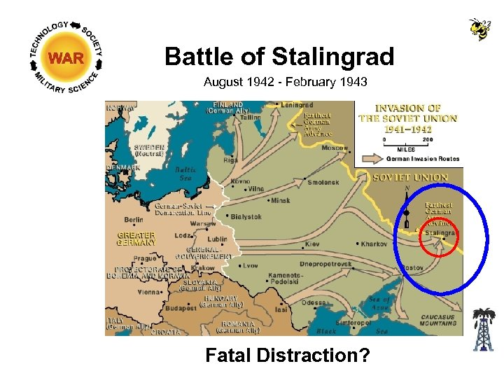 Battle of Stalingrad August 1942 - February 1943 Fatal Distraction?