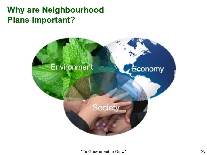 Why are Neighbourhood Plans Important?