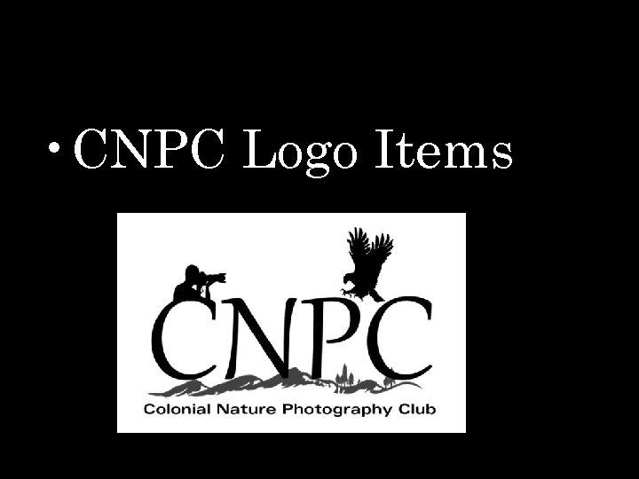 • CNPC Logo Items