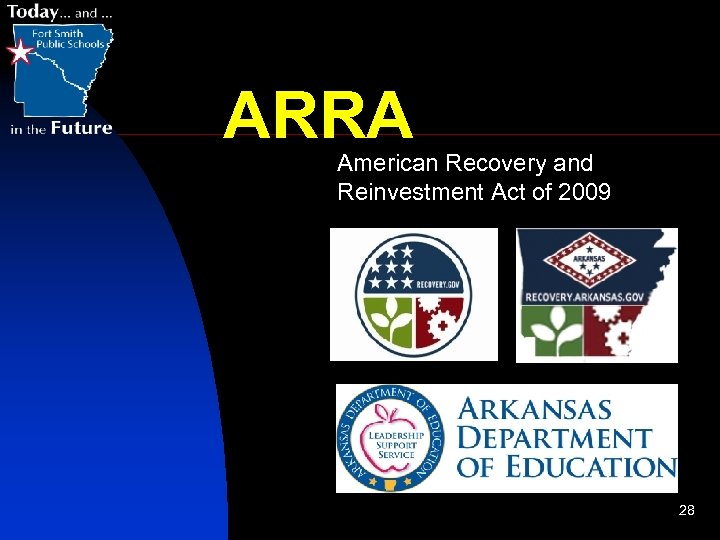 ARRA American Recovery and Reinvestment Act of 2009 28