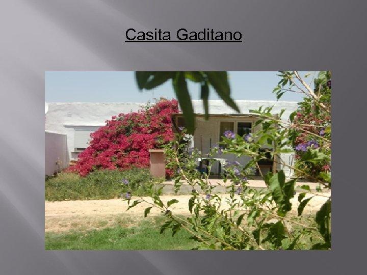Casita Gaditano