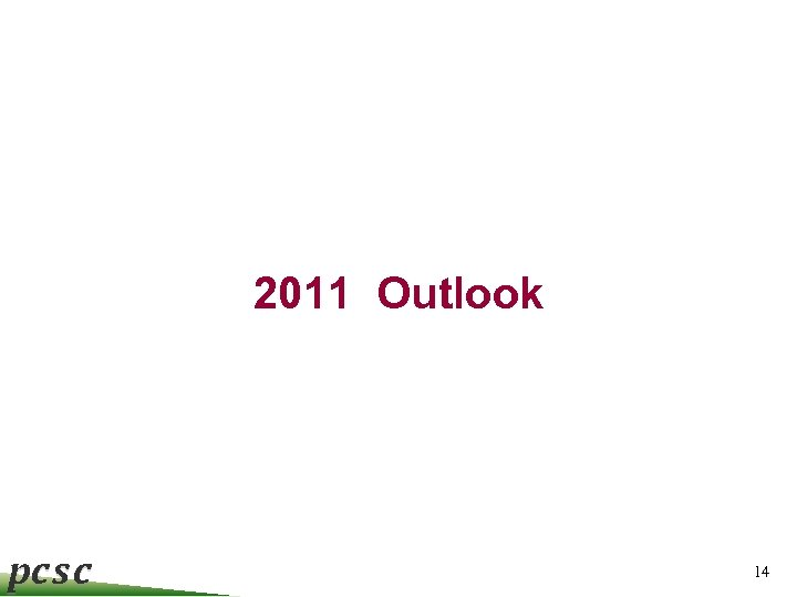 2011 Outlook pcsc 14