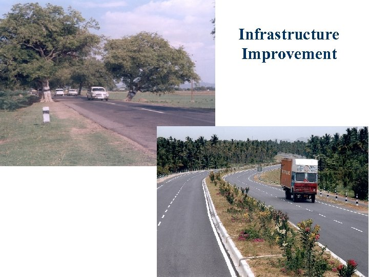 Infrastructure Improvement