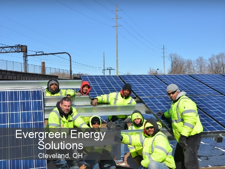 Evergreen Energy Solutions Cleveland, OH